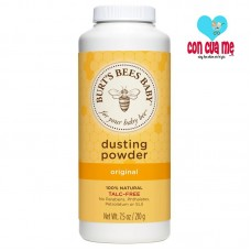 [Made in USA] Phấn rôm Burt's Bees Baby Dusting Powder 210g