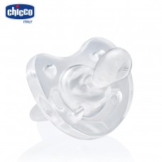 Ti ngậm silicon Physio Soft 0M+ Chicco