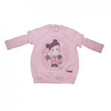 Áo nỉ Mayoral Pink Girl Winter