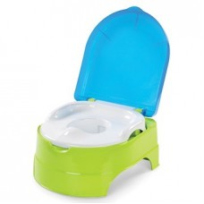 Bô My Fun Potty  Summer SM11407  (Xanh)