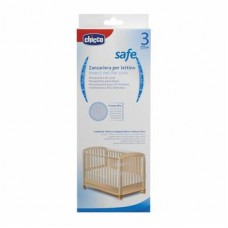 Màn chống muỗi che cũi Chicco insect net for cot (Trắng)