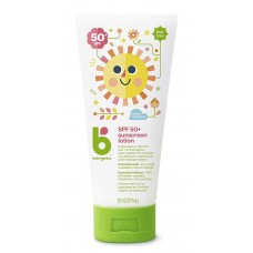 [Date 2021 - Made in USA] Kem & Xịt chống nắng Mineral Base Babyganics SPF 50+ 177ml