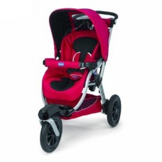 Xe đẩy Active Red Way Chicco 114303 (Hồng)